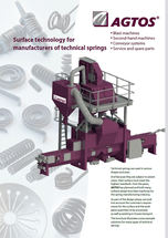 Surface technology for manufacturers of technical springs