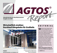 AGTOS Report - issue Juni 2009
