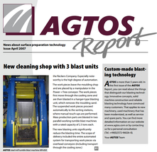 AGTOS Report - issue April 2007