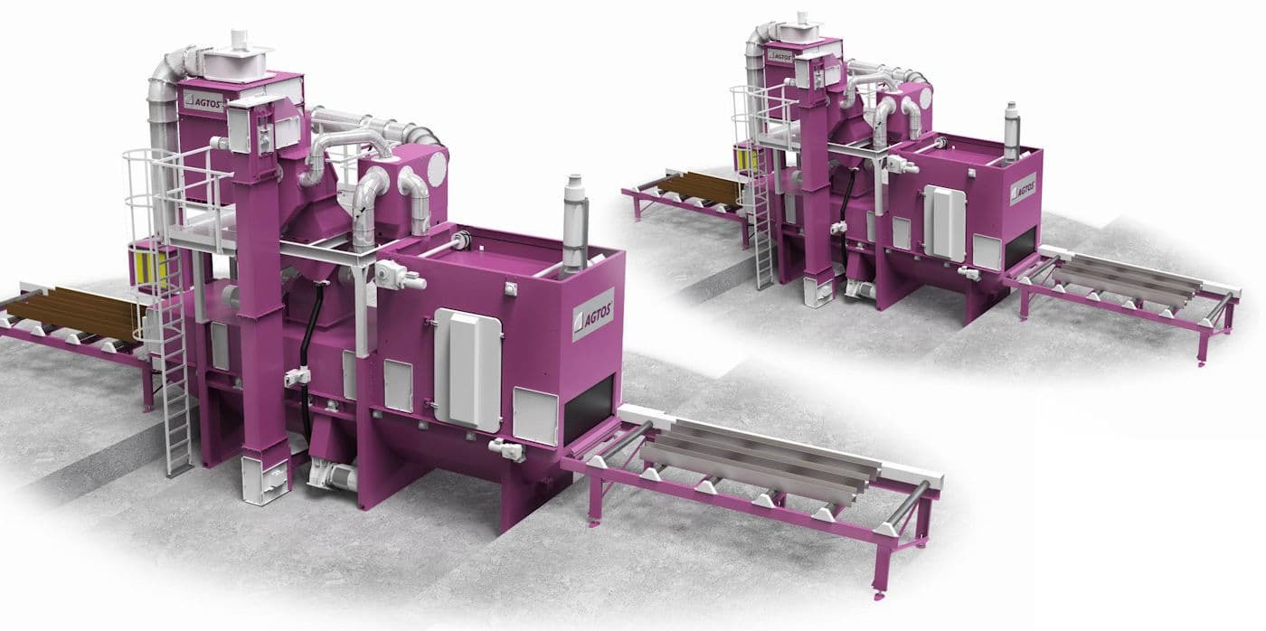 Blast machines manufacturer AGTOS